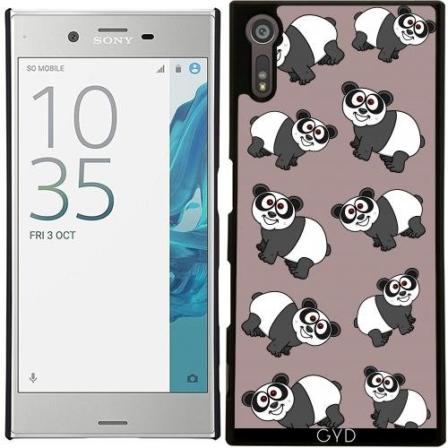case-for-sony-xperia-xz-a-panda-smiling-by-zorg