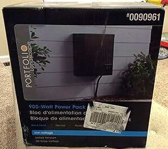 watt 120 volts multi tap transformer landscape lighting transformer