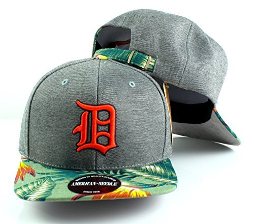 mlb-american-needle-limited-edition-palm-floral-pattern-adjustable-hat-detroit-tigers-by-american-ne