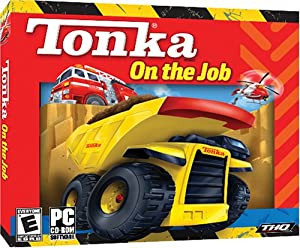 Tonka on the Job (Jewel Case)