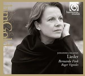 Brahms: Lieder - Bernarda Fink