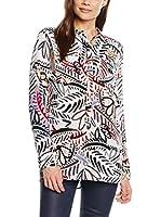 Cortefiel Camisa Mujer (Multicolor)