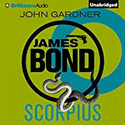 Scorpius: James Bond Series | John Gardner