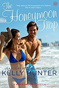 (FREE on 10/9) The Honeymoon Trap by Kelly Hunter - http://eBooksHabit.com
