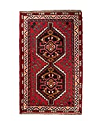 Navaei & Co. Alfombra Persian Shiraz Rojo/Multicolor 130 x 75 cm