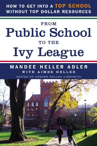From Public School to the Ivy League: How to get into a top school without top dollar resources (Development Without Aid compare prices)