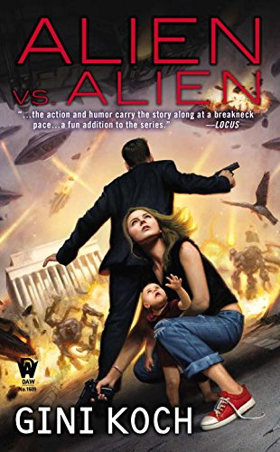 Image of Alien vs. Alien: Alien Novels, Book Six
