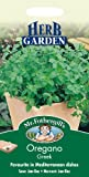 Mr Fothergills - Pictorial Packet - Herb - Oregano -Greek - 1500 Seeds