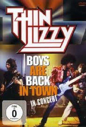 Thin Lizzy - Boys Are Back In Town - In Concert [Edizione: Regno Unito]