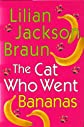 Cat Who Went Bananas - Large Print Edition