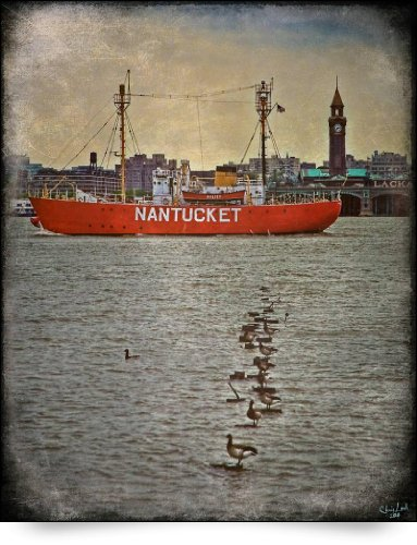 Nantucket On Hudson (Giclee Art Print), Chris Lord front-709044