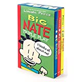 Big Nate Triple Play Box Set: Big Nate: In a Class by Himself, Big Nate Strikes Again, Big Nate on a Roll