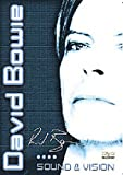 David Bowie - Sound And Vision [DVD] [Reino Unido]