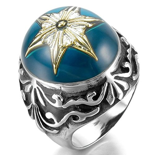 epinkimens-stainless-steel-enamel-rings-silver-blue-gold-lucky-jewish-star-of-david-size-r-1-2