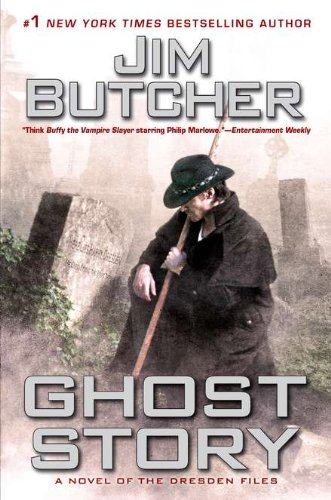 Image of Ghost Story (Dresden Files, No. 13)