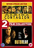 Contagion/Outbreak Double Pack [DVD] [2012]