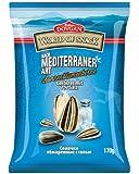 Dovgan Sonnenblumenkerne Mediterraner Art, 7% Salz, gesalzen und geröstet in Öl, 170g
