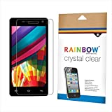 Rainbow Crystal Clear Screen Protector For IBall Andi 5T Cobalt2
