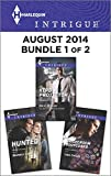 img - for Harlequin Intrigue August 2014 - Bundle 1 of 2: KCPD Protector\Bridegroom Bodyguard\Hunted book / textbook / text book