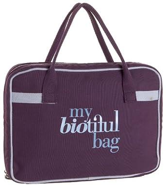 My Biotiful Bag Mini Laptop/iPad Bag,Purple,one size