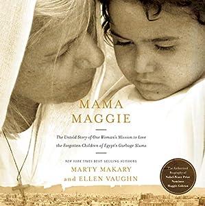 Mama Maggie Audiobook