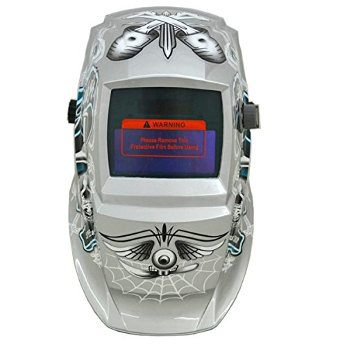 JEXONA-Solar-Power-Auto-Darkening-Welding-Helment-7012-Color-Silver-and-Skeleton