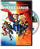 Justice League: Crisis on Two Earths [DVD] [Region 1] [US Import] [NTSC]