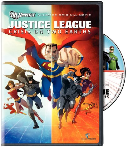 Justice League: Crisis on Two Earths DVD Review