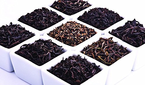 Vintage Collection | Holiday Teas | New Year's Gift | Gift of Tea | 100% Pure Ceylon Black Tea | Collectable Metal Caddy, 15 luxury Sachets EA (Pack of 2)