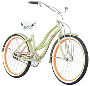 Diamondback Della Cruz 3 Women's Beach Cruiser Bike (26-Inch Wheels)