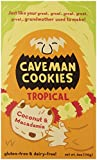 Tropical Caveman Cookies