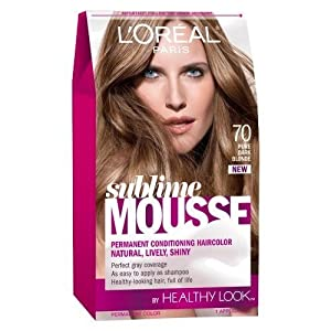 Amazon.com: L'oreal Paris Healthy Look Sublime Mousse Haircolor