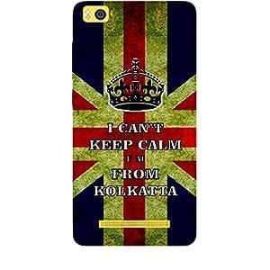 Skin4gadgets I CAN'T KEEP CALM I'm FROM KOLKATTA - Colour - UK Flag Phone Skin for XIAOMI MI4I