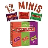 Larabar Minis Gluten Free Snack Bar Variety Pack, Cherry Pie/Apple Pie/Cashew Cookie, .78 oz. Bars, 12 Count