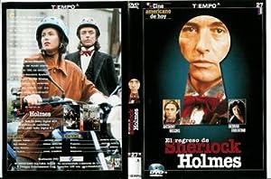 The Return Of Sherlock Holmes (El Regreso De Sherlock Holmes) (Spanish Import) (English Language; Spanish subtitles)[1995] [2004]