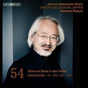 Gott ist unsre Zuversicht, BWV 197: Recitative: So wie es Gott mit dir (Soprano)