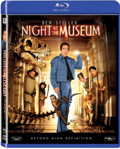 Cover art for  Night at the Museum [Blu-ray]