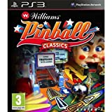 Williams Pinball Classic (PS3)