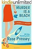 Murder is a Beach (Maggie, PI Mysteries Book 2)