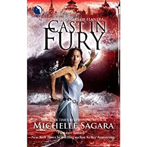 Cast in Fury: Chronicles of Elantra, Book 4 | [Michelle Sagara]