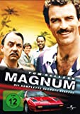 Magnum - Die komplette sechste Staffel (5 DVDs) - Tom Selleck