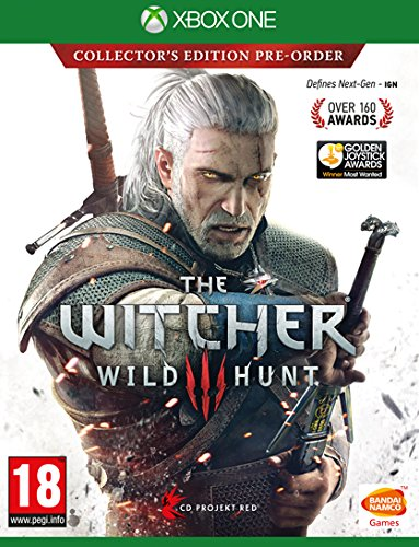 The Witcher 3: Wild Hunt Collectors Edition Xbox One Uk Import
