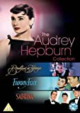 The Audrey Hepburn 3 Film Collection [DVD]