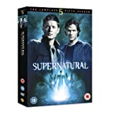 Supernatural: WB/CW Series - Complete Fifth Season 5 (6 Disc Box Set) [DVD]