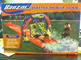 Banzai drinking water Slide:Banzai Battle great time Giant twenty two Foot drinking water Slide