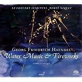 Georg Friedrich Haendel: Water Music & Fireworks [Hybrid SACD]