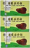 12 DOZEN (144 CUBES) LO HAN KUO BEVERAGE 6 OZ (168 G)