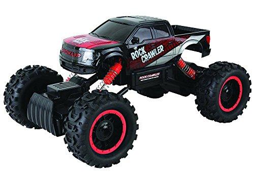 Brigamo-570-24-GHZ-Rock-Crawler-114-Ferngesteuertes-Modellauto-mit-LED-Beleuchtung-RC-Auto-Monstertruck-ferngesteuert-inkl-Akku