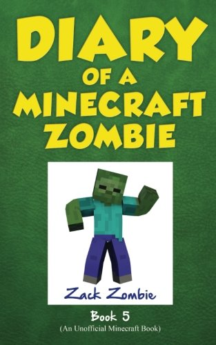 Diary of a Minecraft Zombie Book 5: School Daze: Volume 5