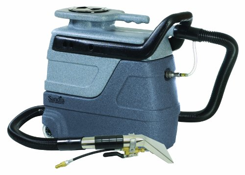 Sandia 50-3001 Super Spot-Xtract Commercial Extractor with Stainless Steel Hand Tool, 3 Gallon Capacity